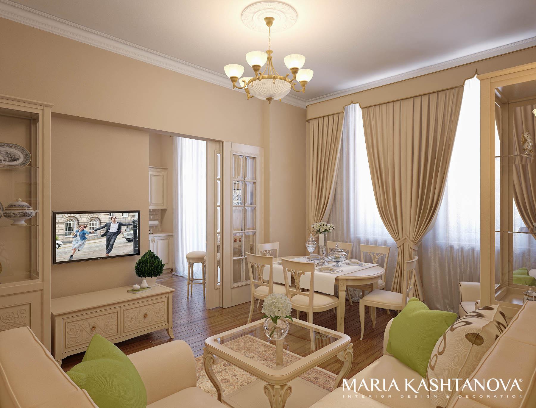 Дизайн квартир сталинка фото
